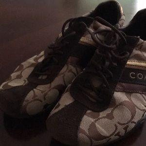 Coach sneaker